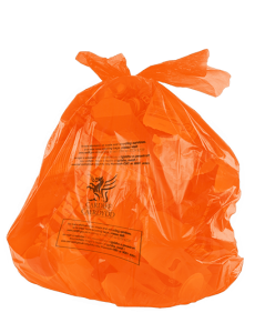 General Waste - Orange bag