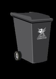 General Waste 360L Bin